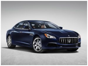 2016 Maserati Quattroporte GranLusso