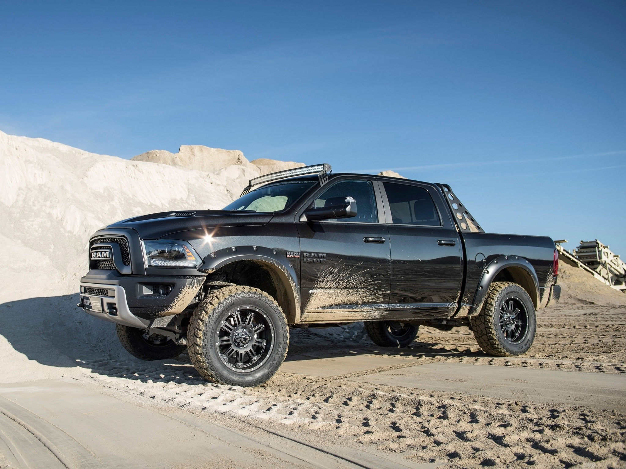 2016 Geigercars - Dodge Ram 1500 Rebel