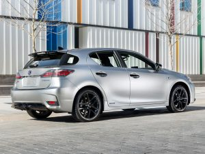 2016 Lexus CT 200h F-Sport Special Edition