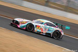 2016 Super GT GT300 Mercedes-AMG GT3