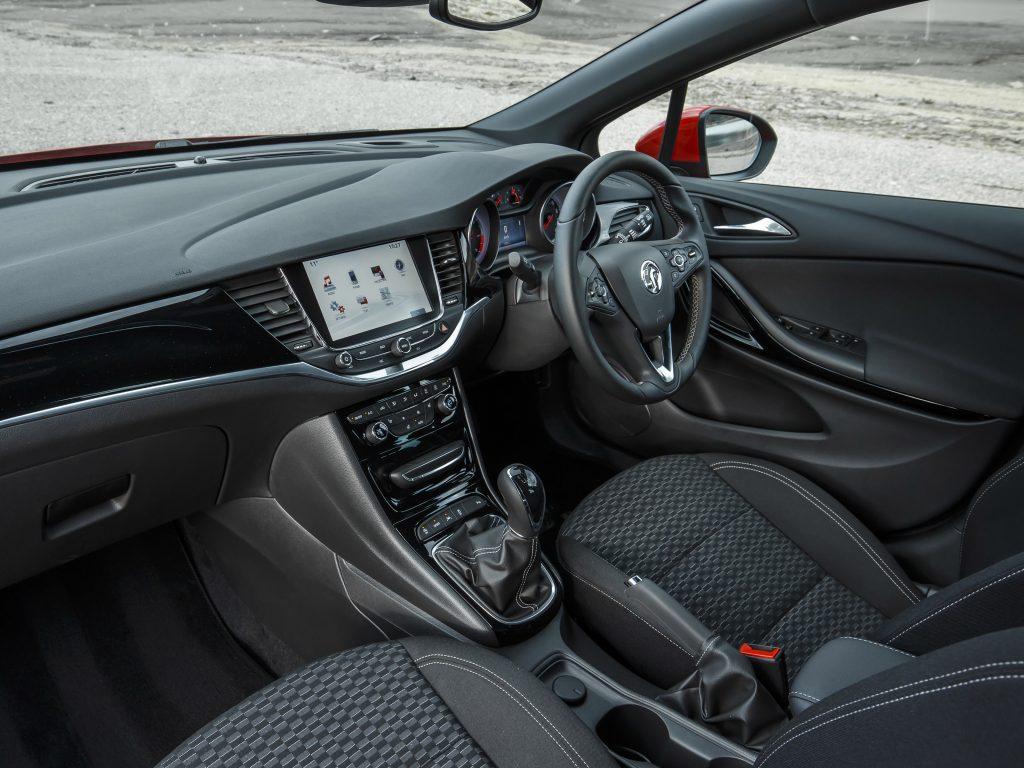2016 Vauxhall Astra Sports Tourer Biturbo