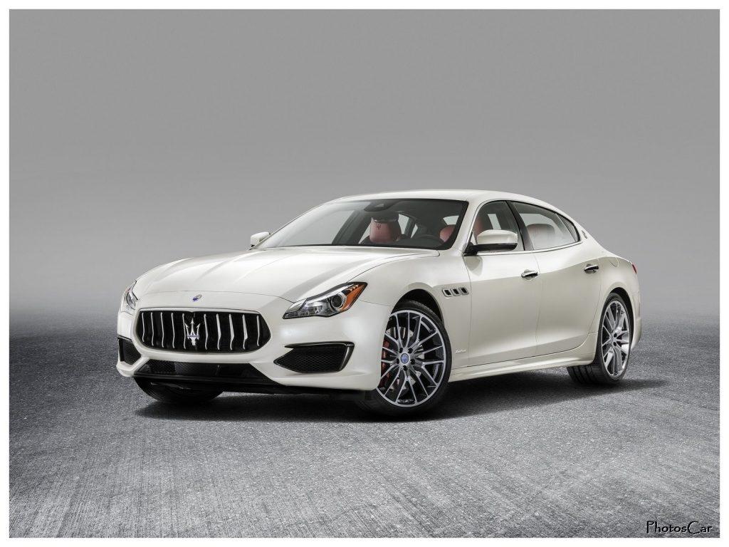 2017 Maserati Quattroporte GTS