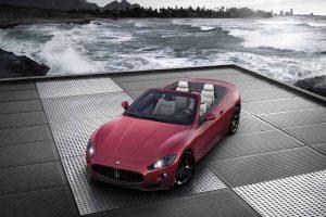 Maserati GranCabrio Sport 2017