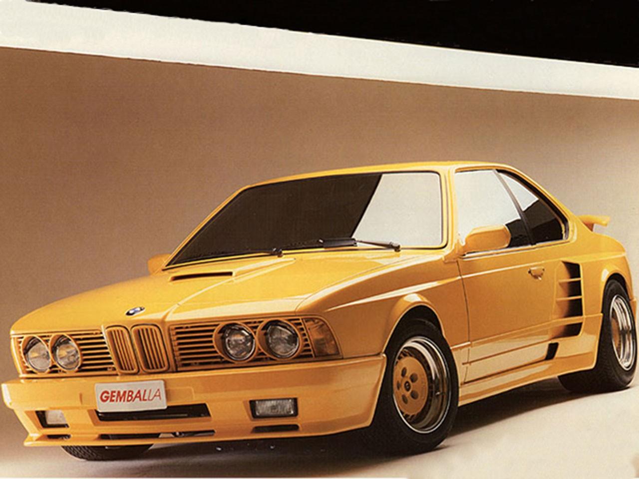 Gemballa BMW M635 CSI E24