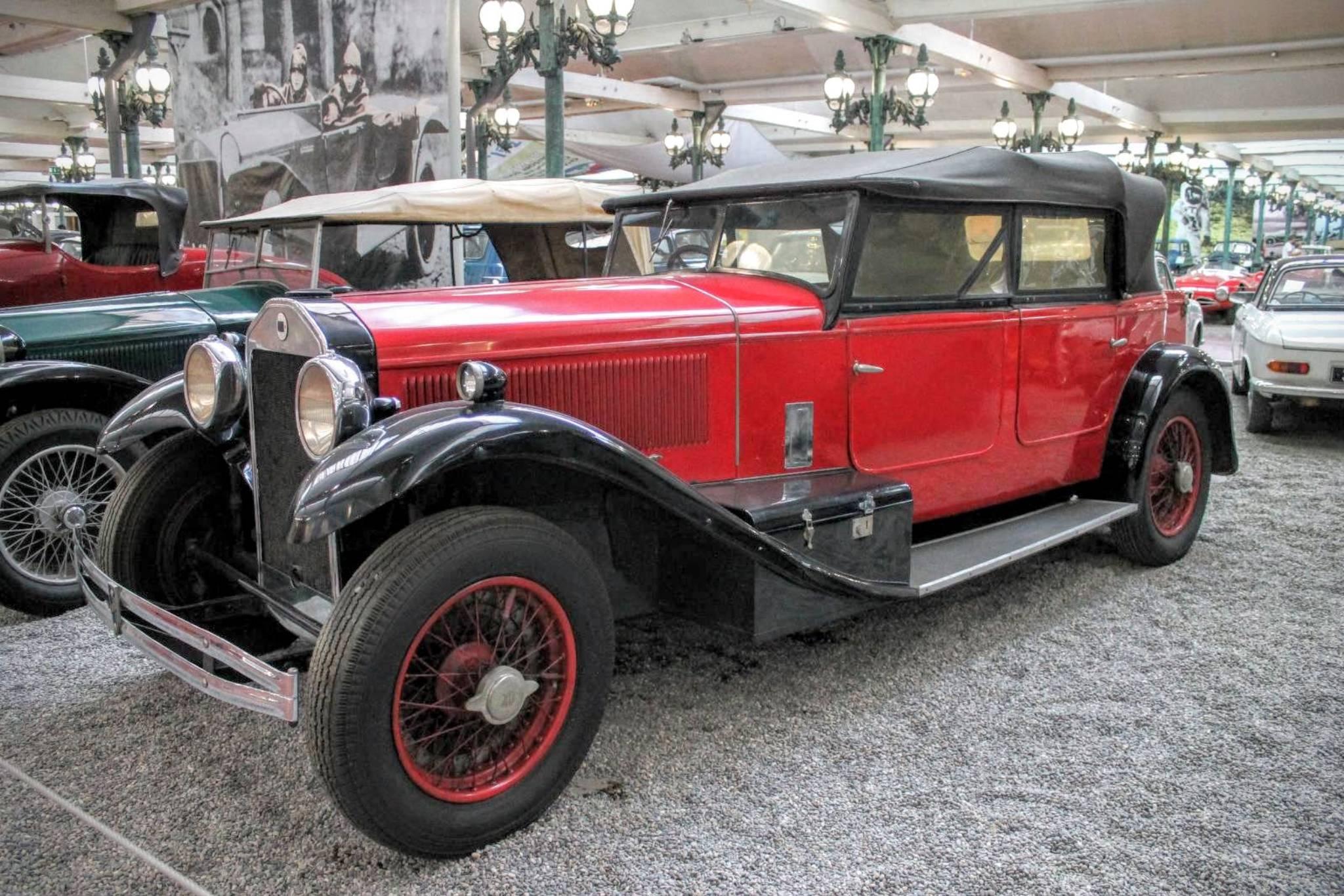 1929 Lancia Torpedo Dilambda
