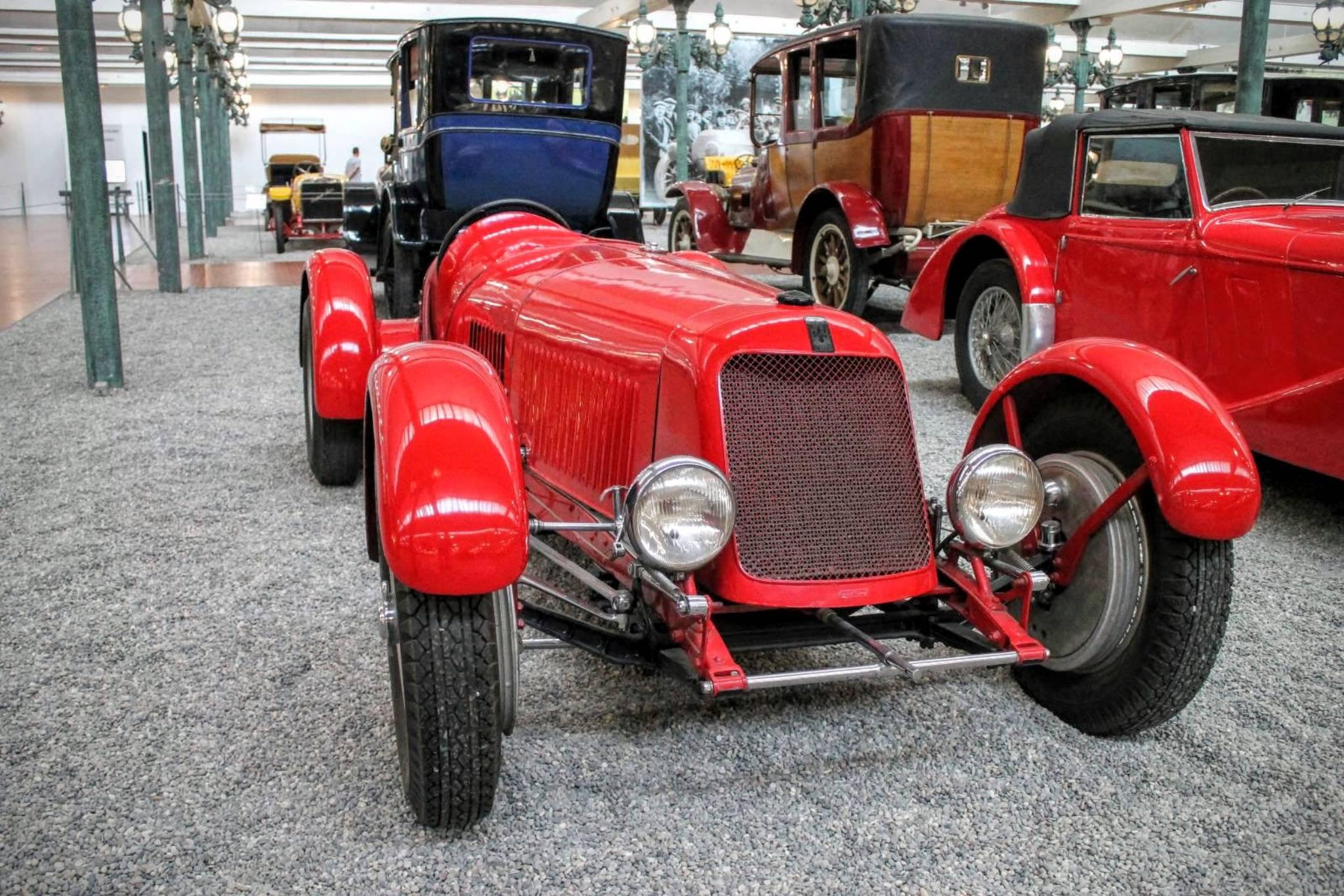 Maserati Type 2000 de 1930