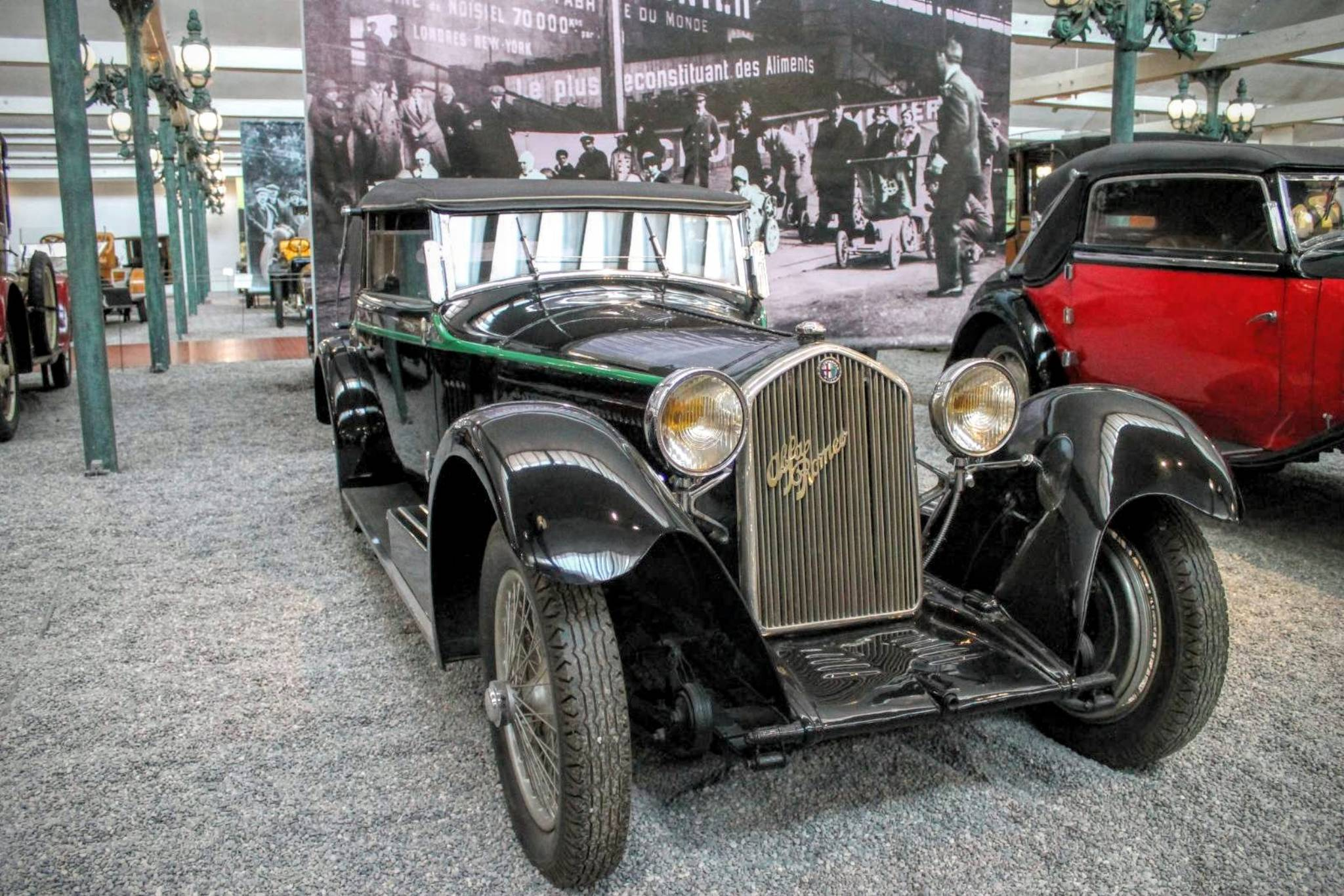 1932 Alfa Romeo Cabriolet 8c
