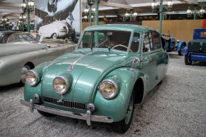 1937 Tatra Limousine Type 87