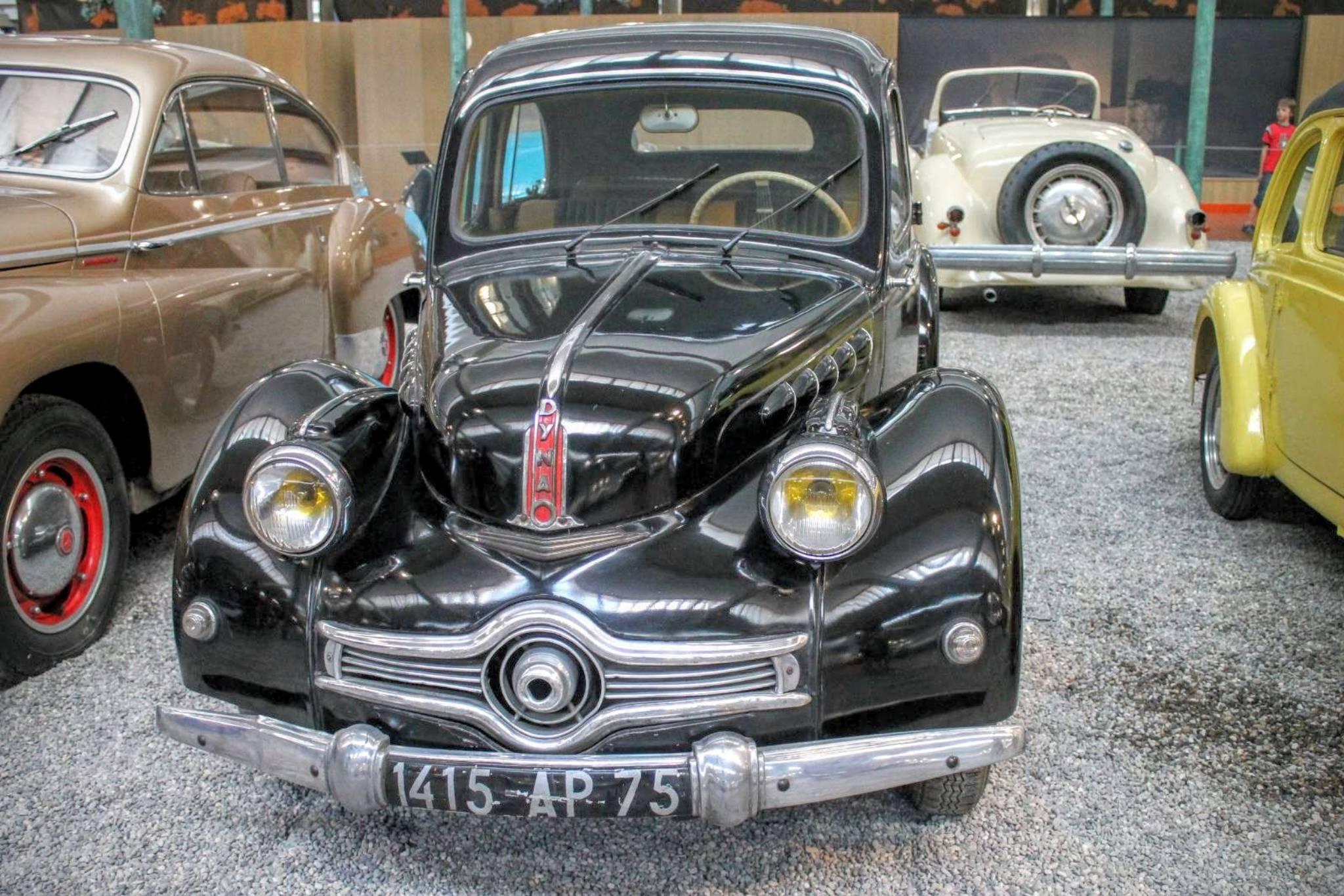 1947 Panhard Dyna X86
