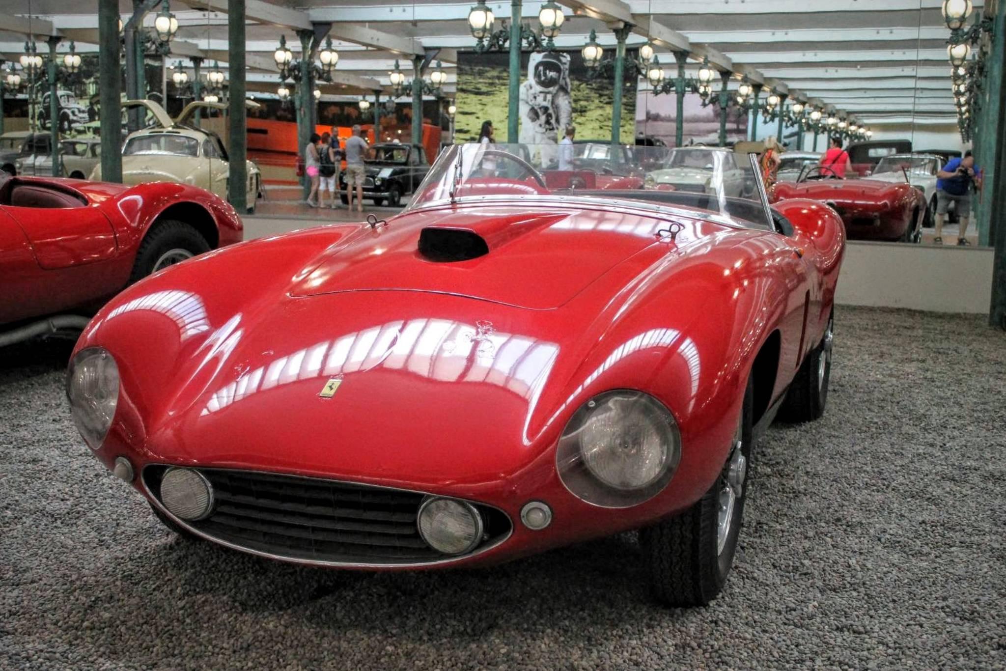 1952 Ferrari Biplace Sport 250 MM