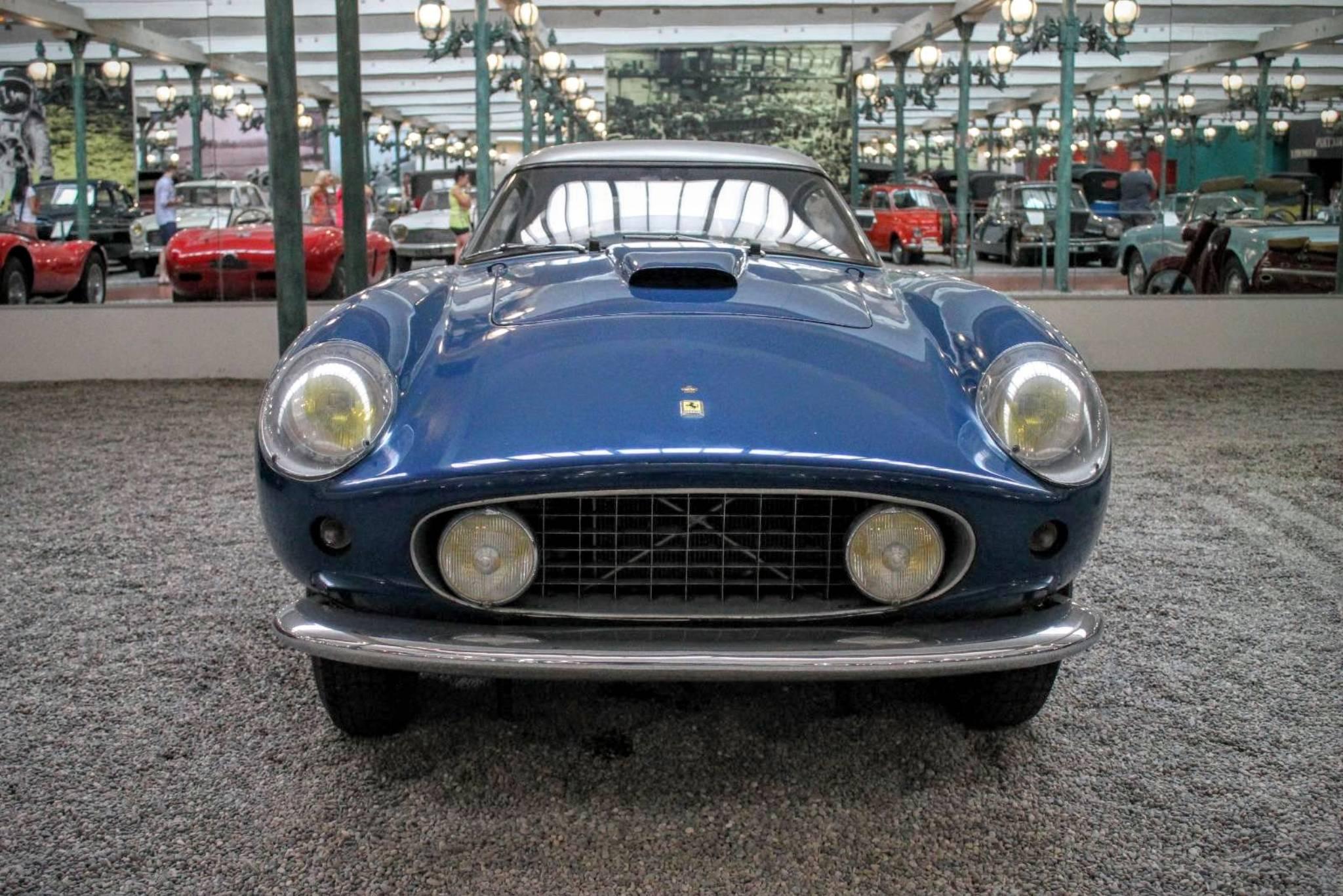 1954 Ferrari Coupe 450 AM