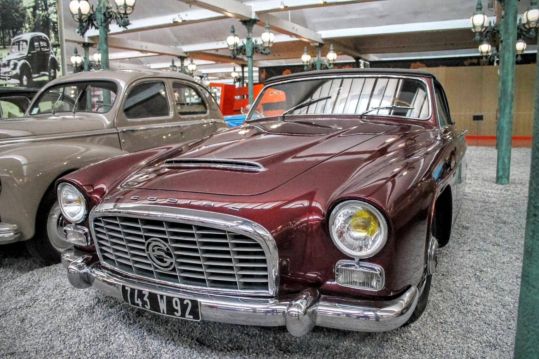 1958 Grégoire Sport Cabriolet