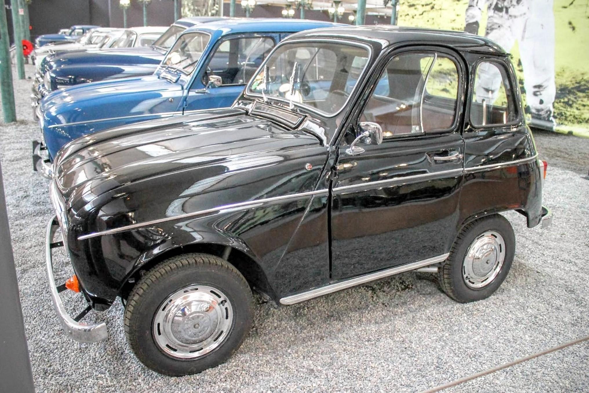 1969 Renault Coach Bertin Prototype