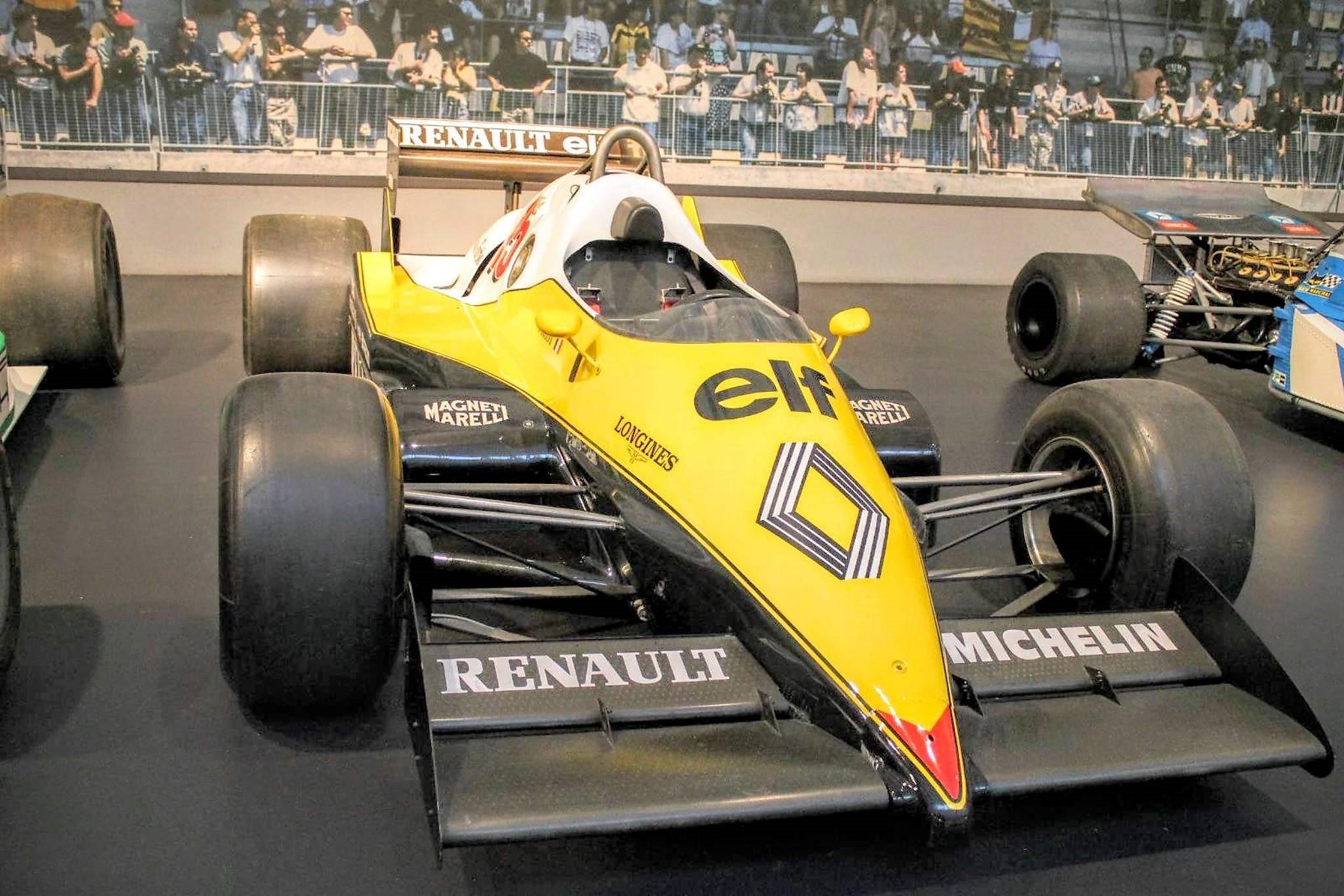 Renault ELF Type R40 1983