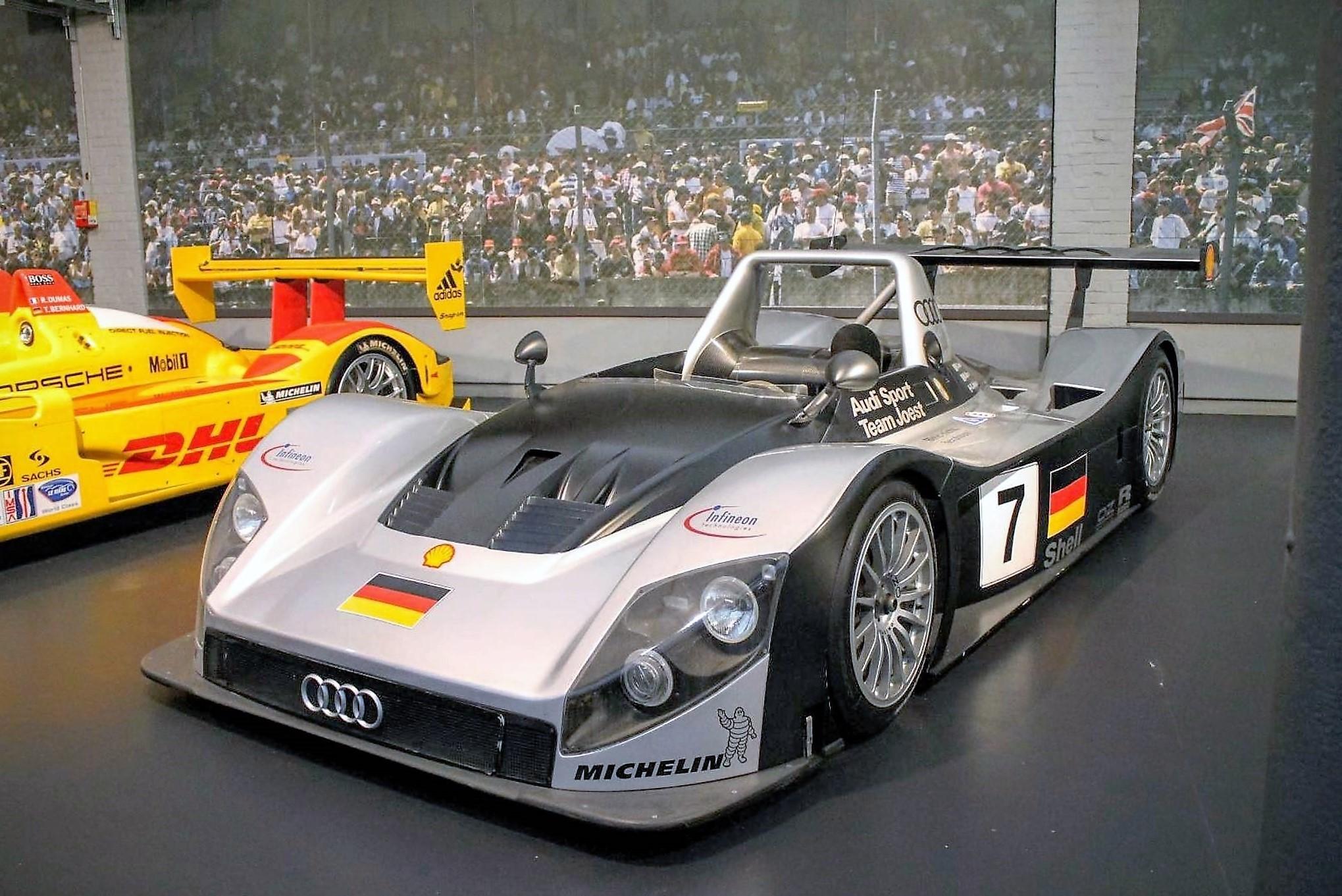 1999 Audi R8 Roadster Dallara 307