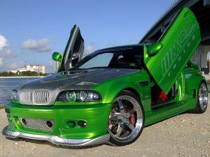 2005 MCP Racing - Bmw M3 The Hulk E46