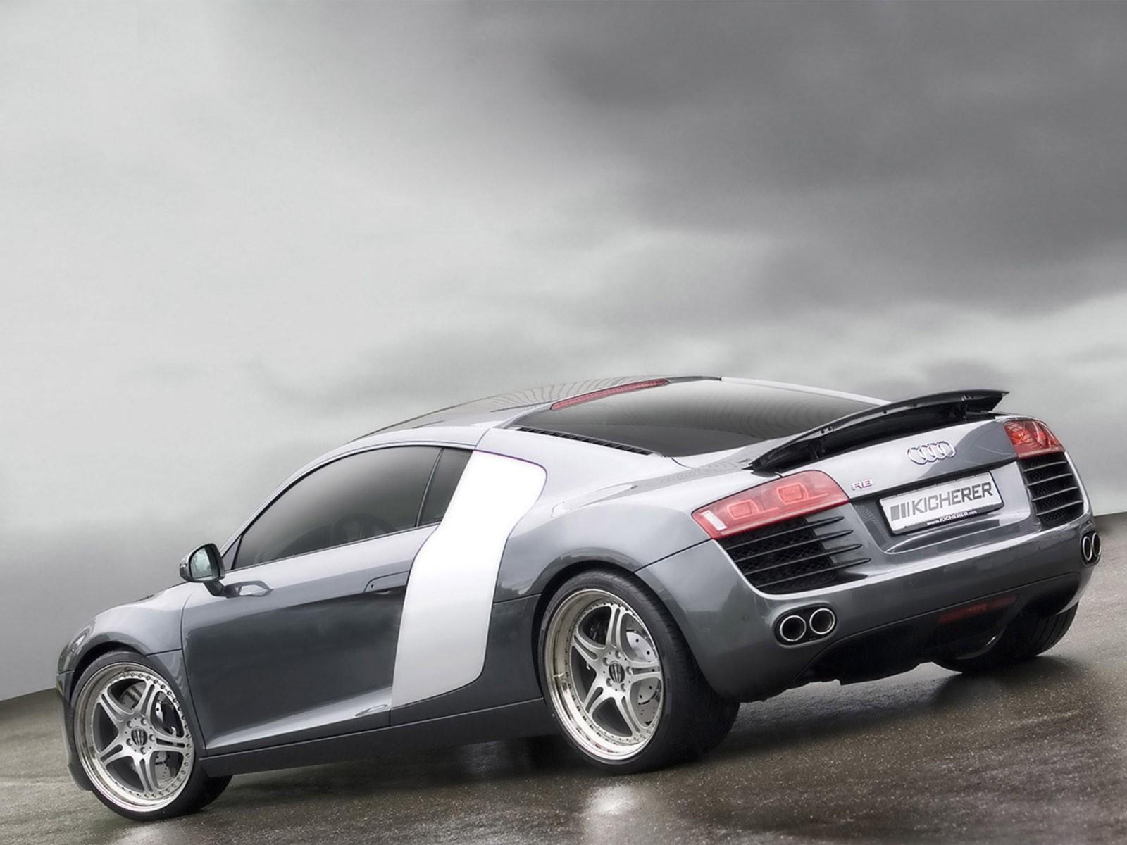 Kicherer_Audi R8 2007