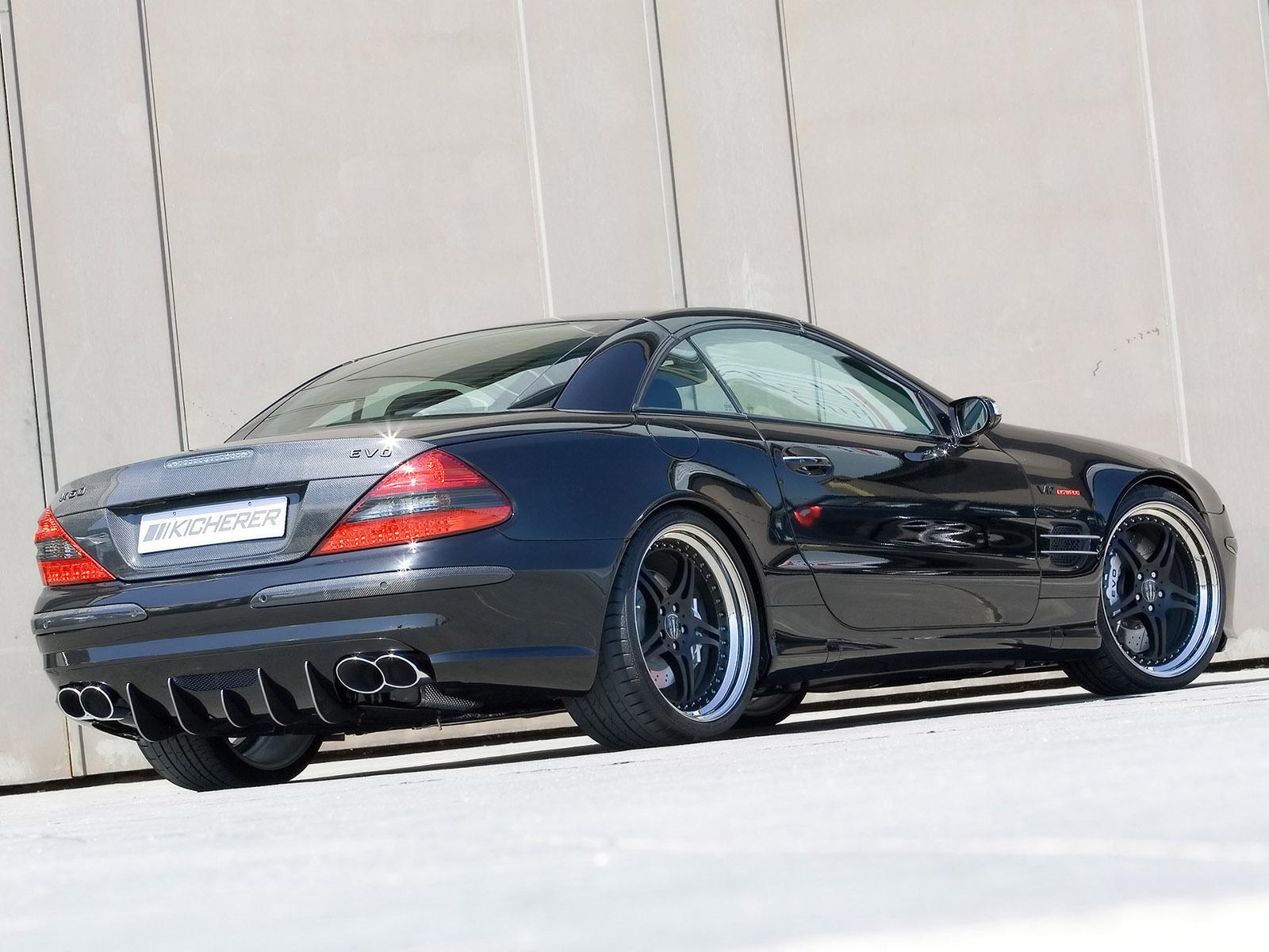 Kicherer_Mercedes SL K60 Evo 2007
