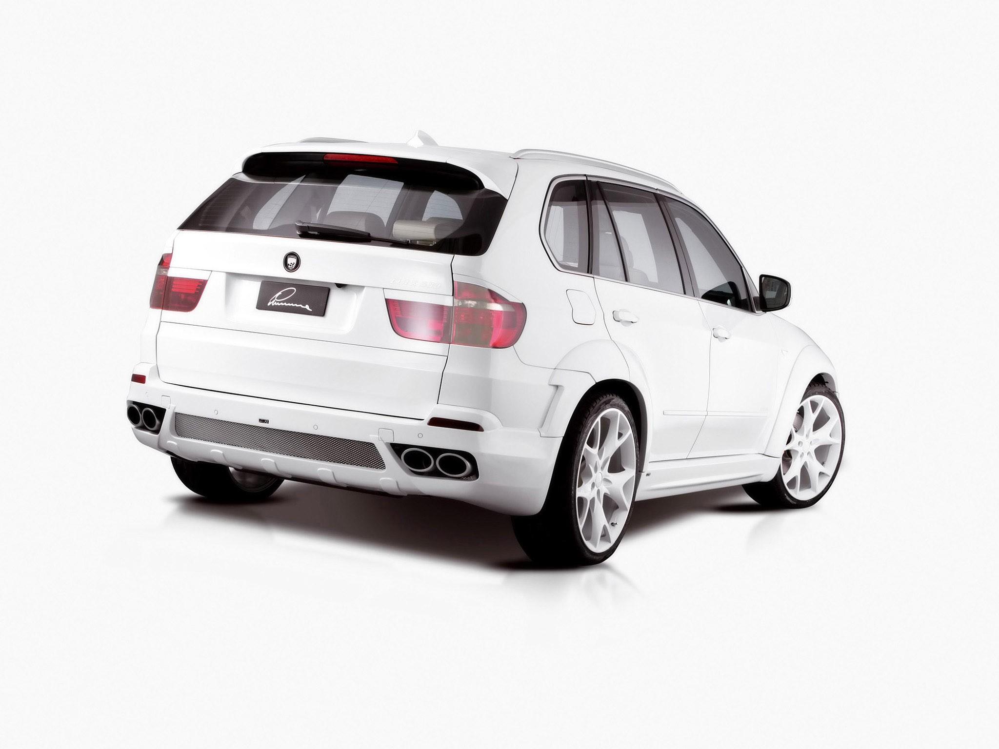 2008 Lumma Design - Bmw X530 Diesel E70