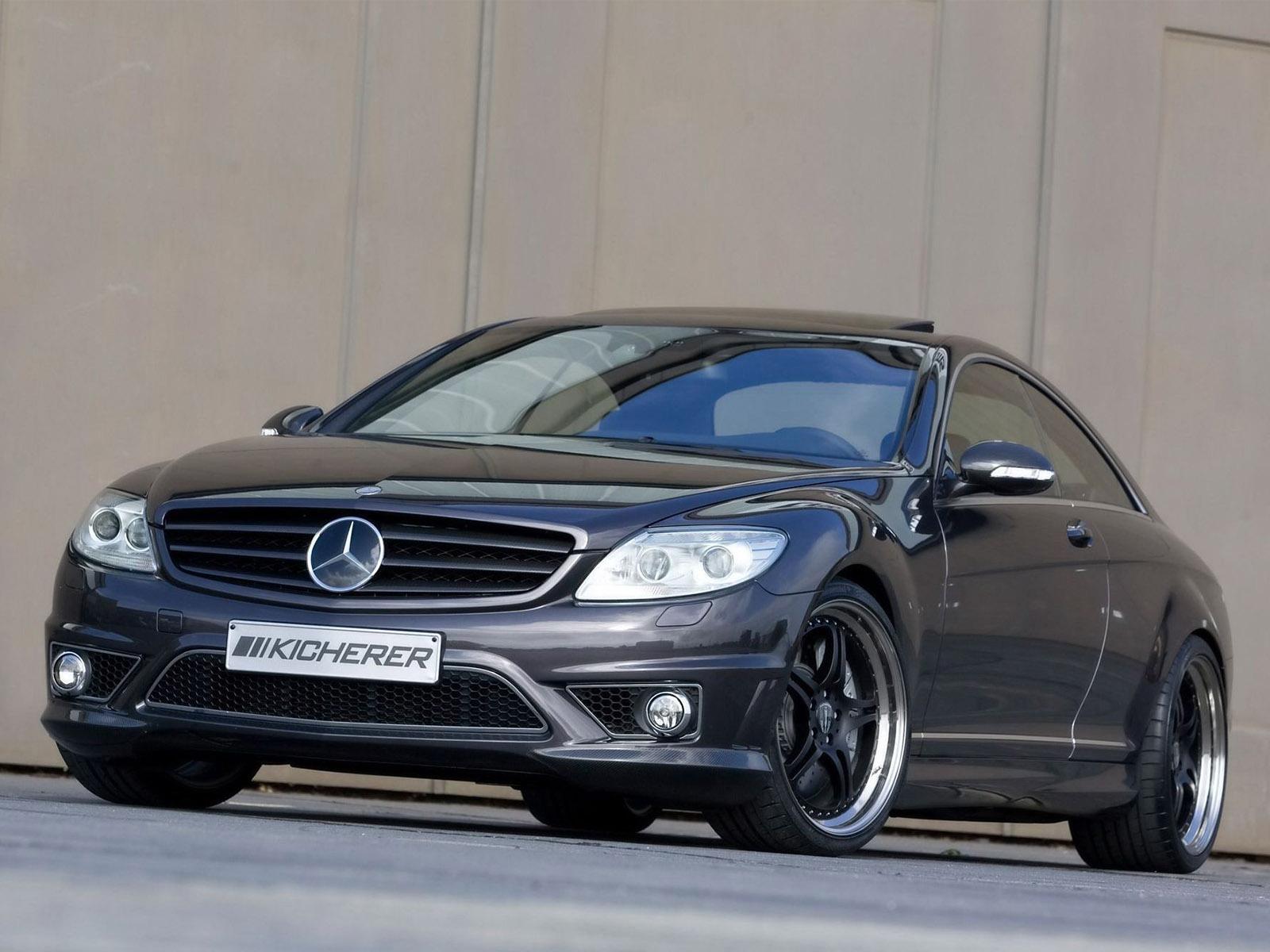 Kicherer_Mercedes CL60 Coupe 2009