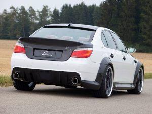 2009 Lumma Design - Bmw 5 Series CLR 730 RS