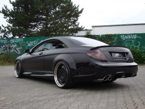 2009 Mec Design - Mercedes CL
