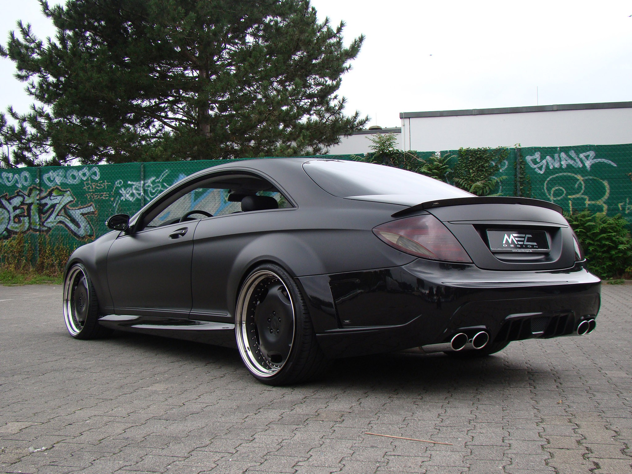 2009 Mec Design - Mercedes CL