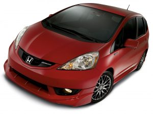2009 Mugen Honda Fit