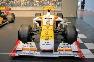 2009 Renault F1 R29 Alonso