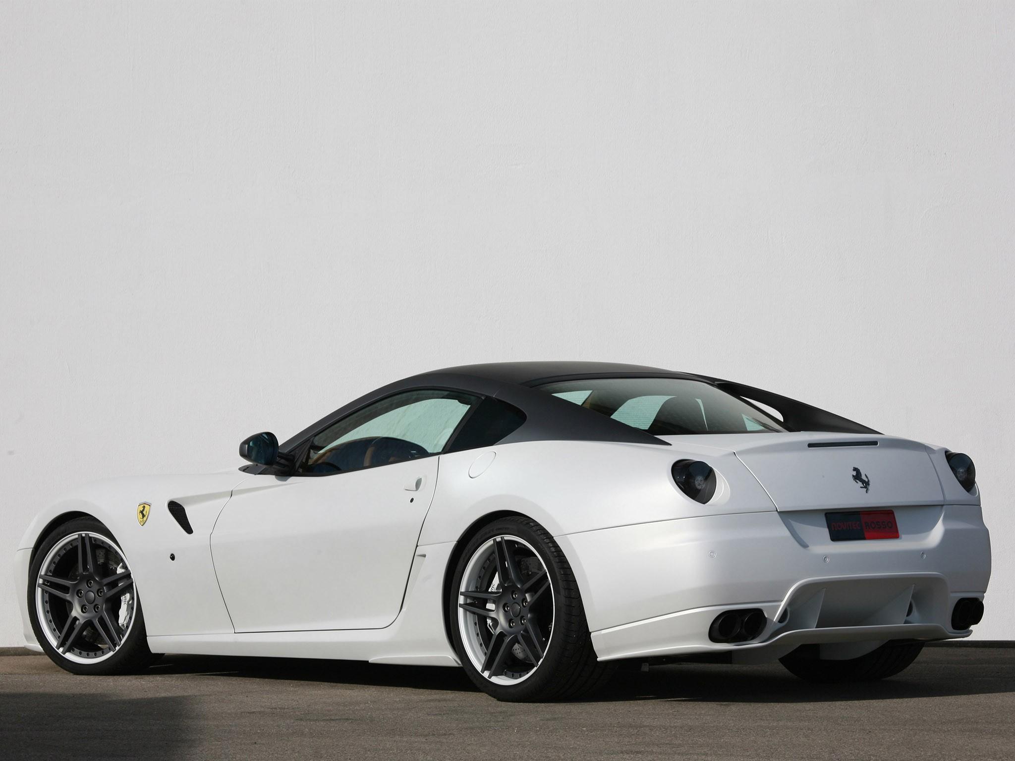 2010 Novitec Ferrari 599 GTB Race 848