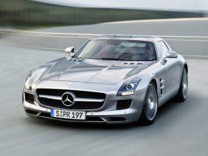 2010 GWA - Mercedes SLS AMG