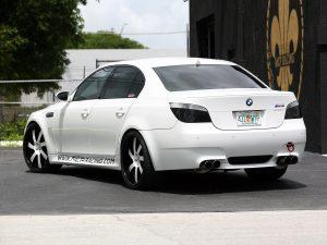 2010 MCP Racing - Bmw M5 Sedan E60
