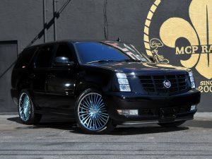 2010 MCP Racing - Cadillac Escalade