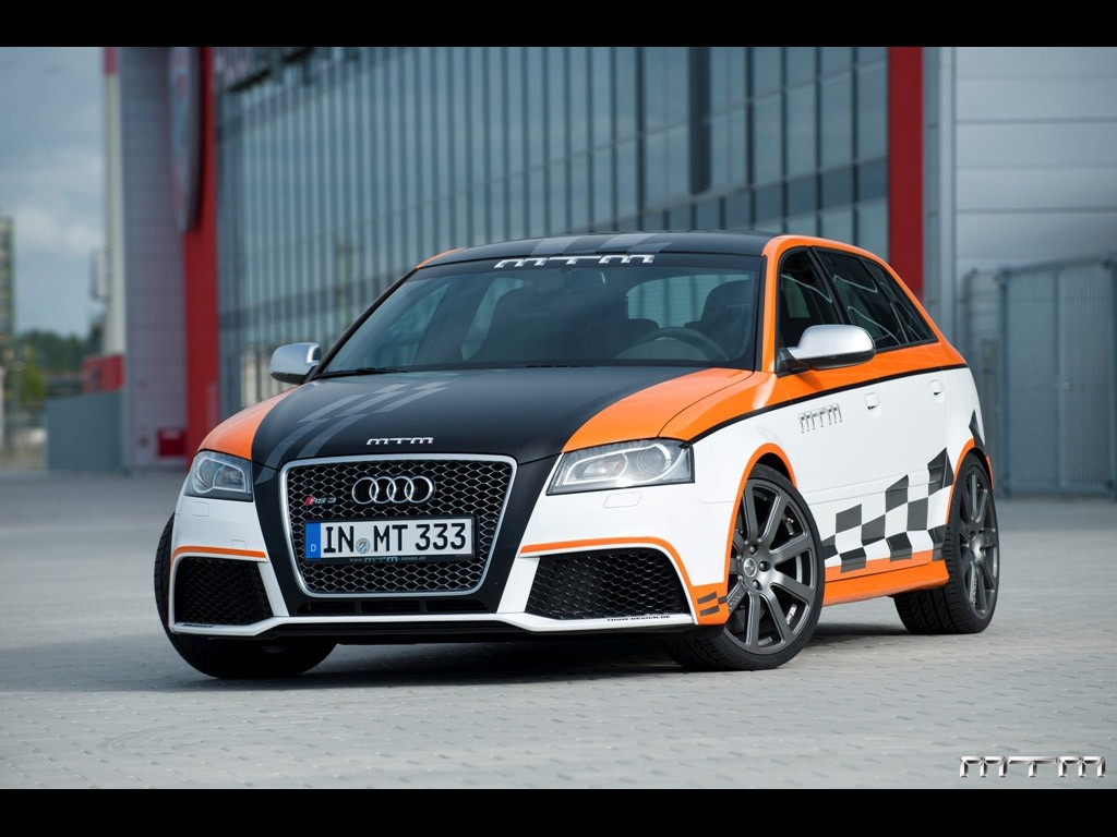2011 MTM - Audi RS3 Sportback