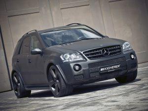 2011 Kicherer Mercedes AMG ML63 W164