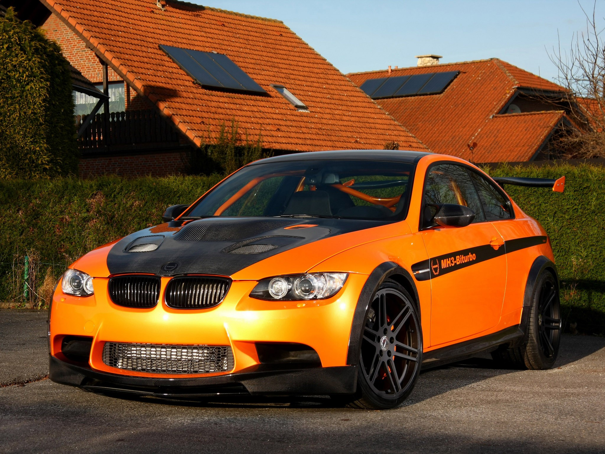Bmw MH3 V8 RS Clubsport E92 2011 Manhart
