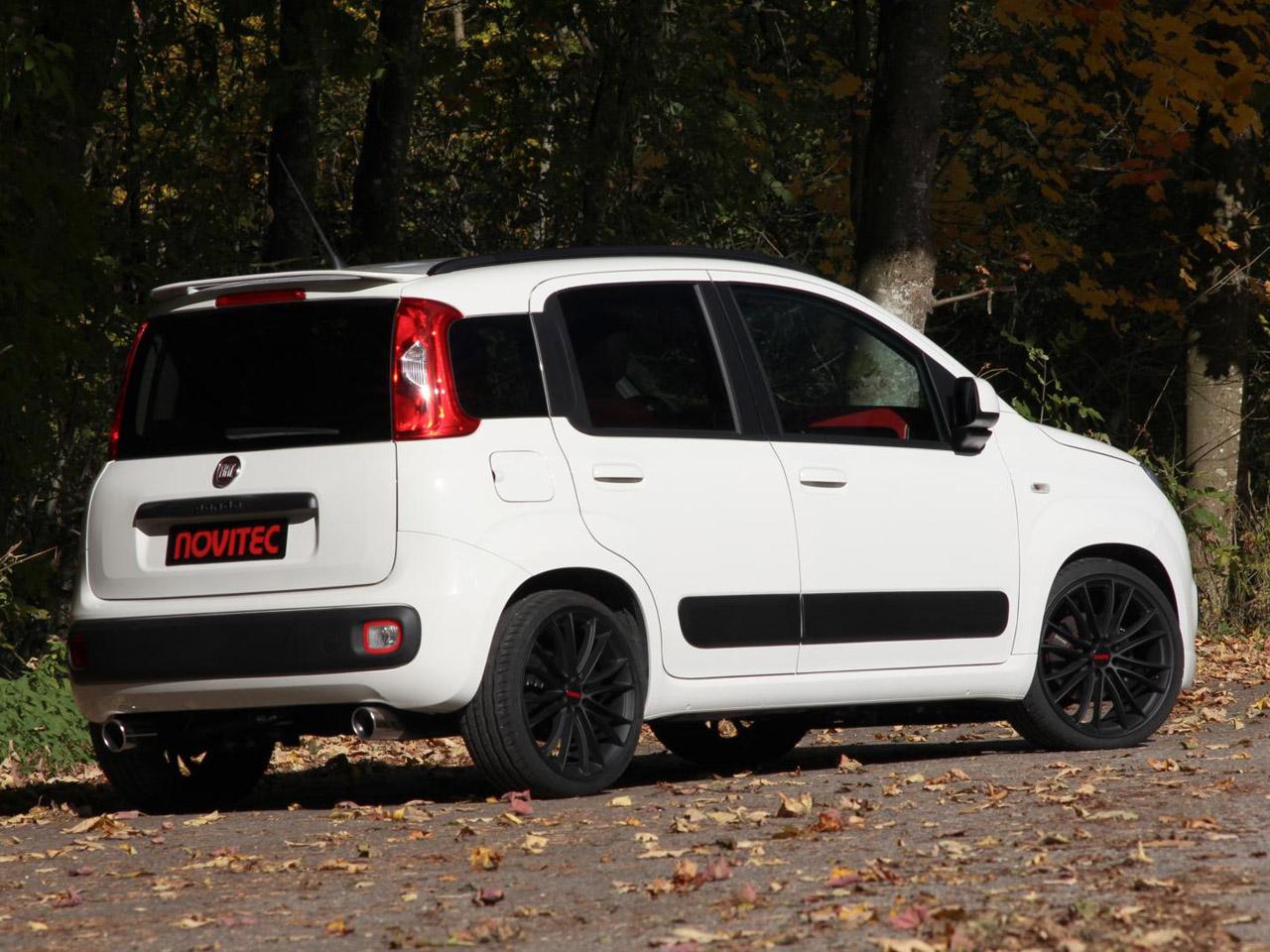 Fiat Panda 2012 Novitec
