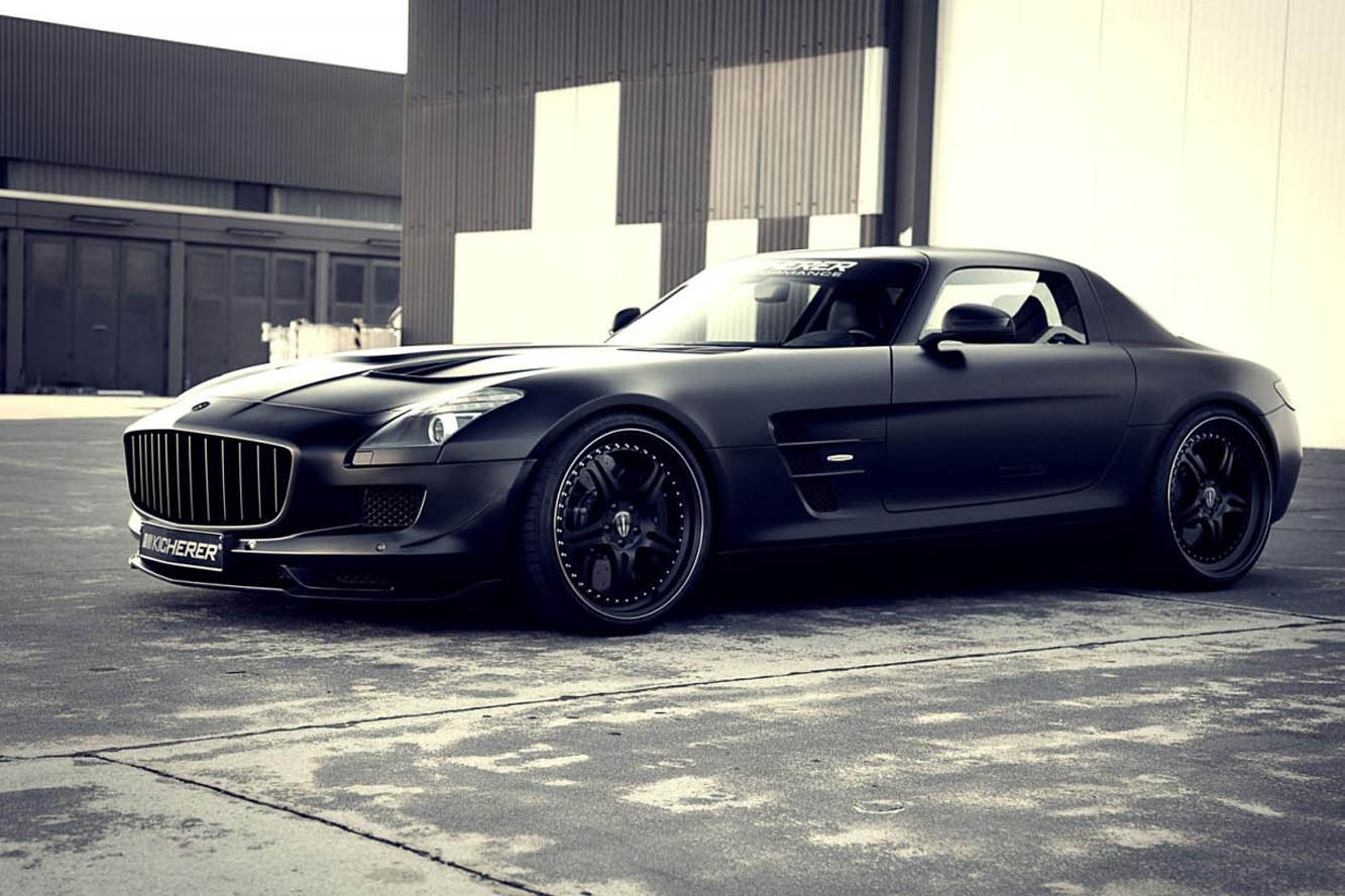 2012 Kicherer - AMG Mercedes SLS Supercharged GT