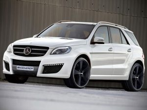 2012 Kicherer - Mercedes ML Impact