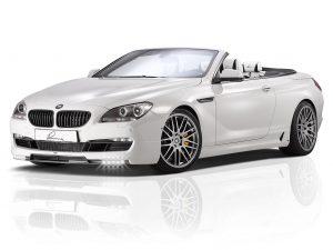 2012 Lumma Design - Bmw Serie 6 CLR 600 GT