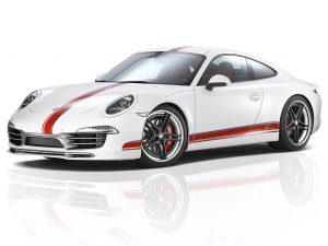 2012 Lumma Design - Porsche Carrera 991 CLR 9 S