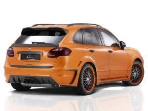 2012 Lumma Design - Porsche Cayenne S Hybrid