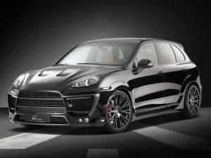 Lumma Design - Porsche Cayenne Turbo 2012