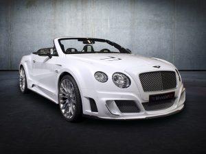 Mansory Bentley Continental GTC 2012