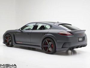 2012 Misha Designs - Porsche Panamera