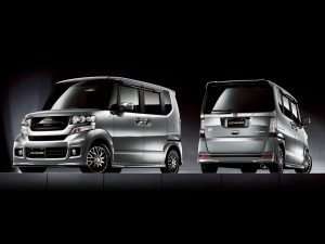 2012 Mugen Honda N B Custom G JF1