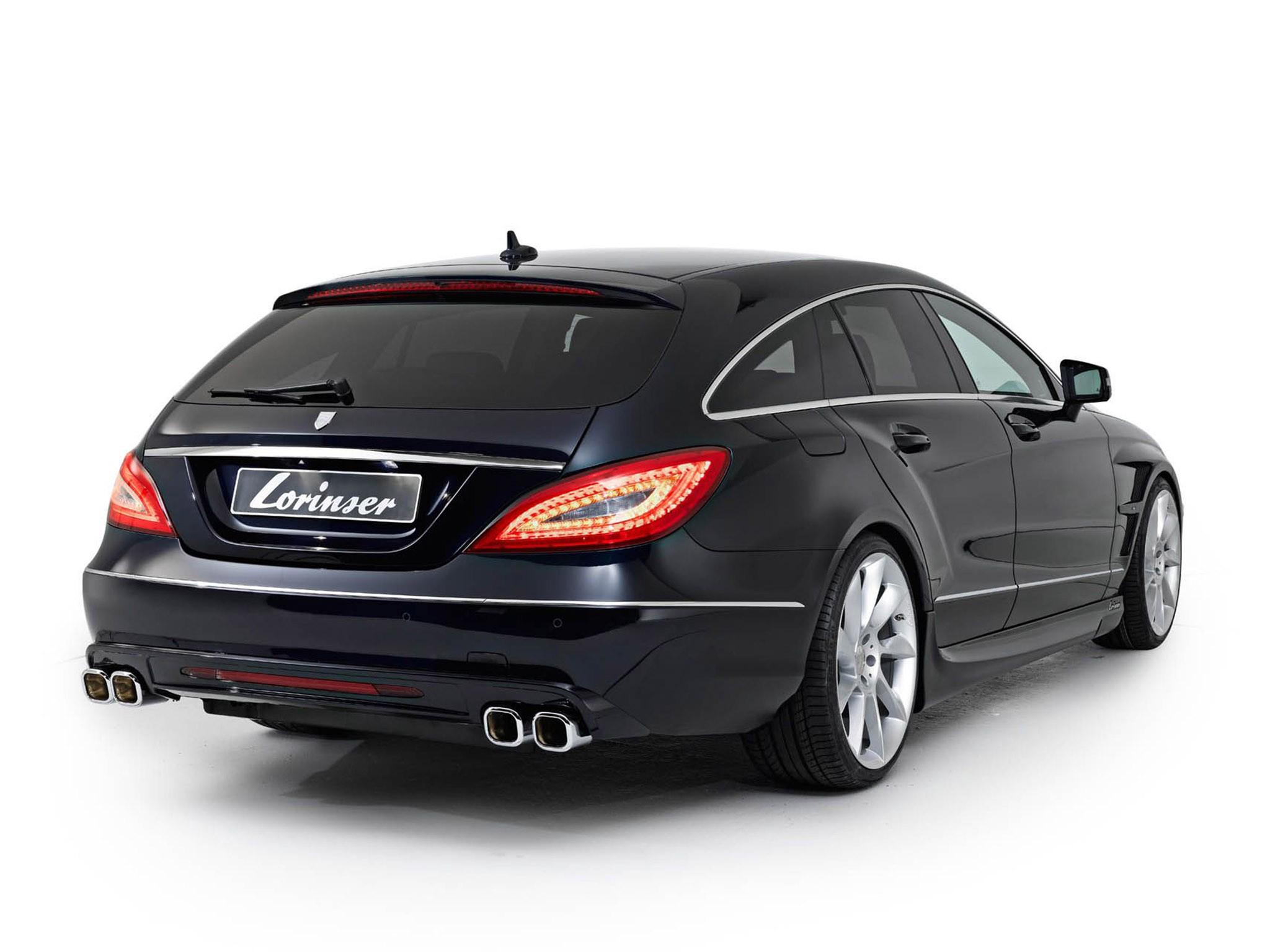 2013 Lorinser Mercedes CLS Shooting Brake