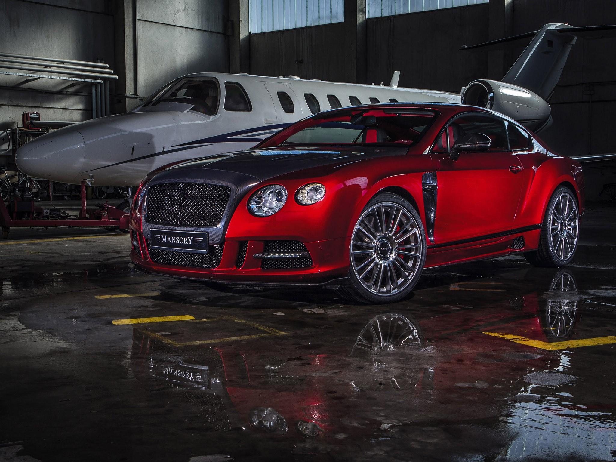 2013 Mansory - Bentley Continental GT Sanguis