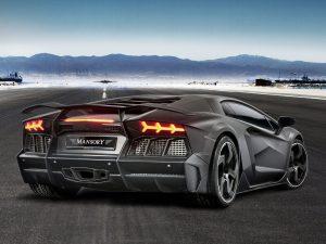2013 Mansory - Lamborghini Aventador LP700-4 Carbonado