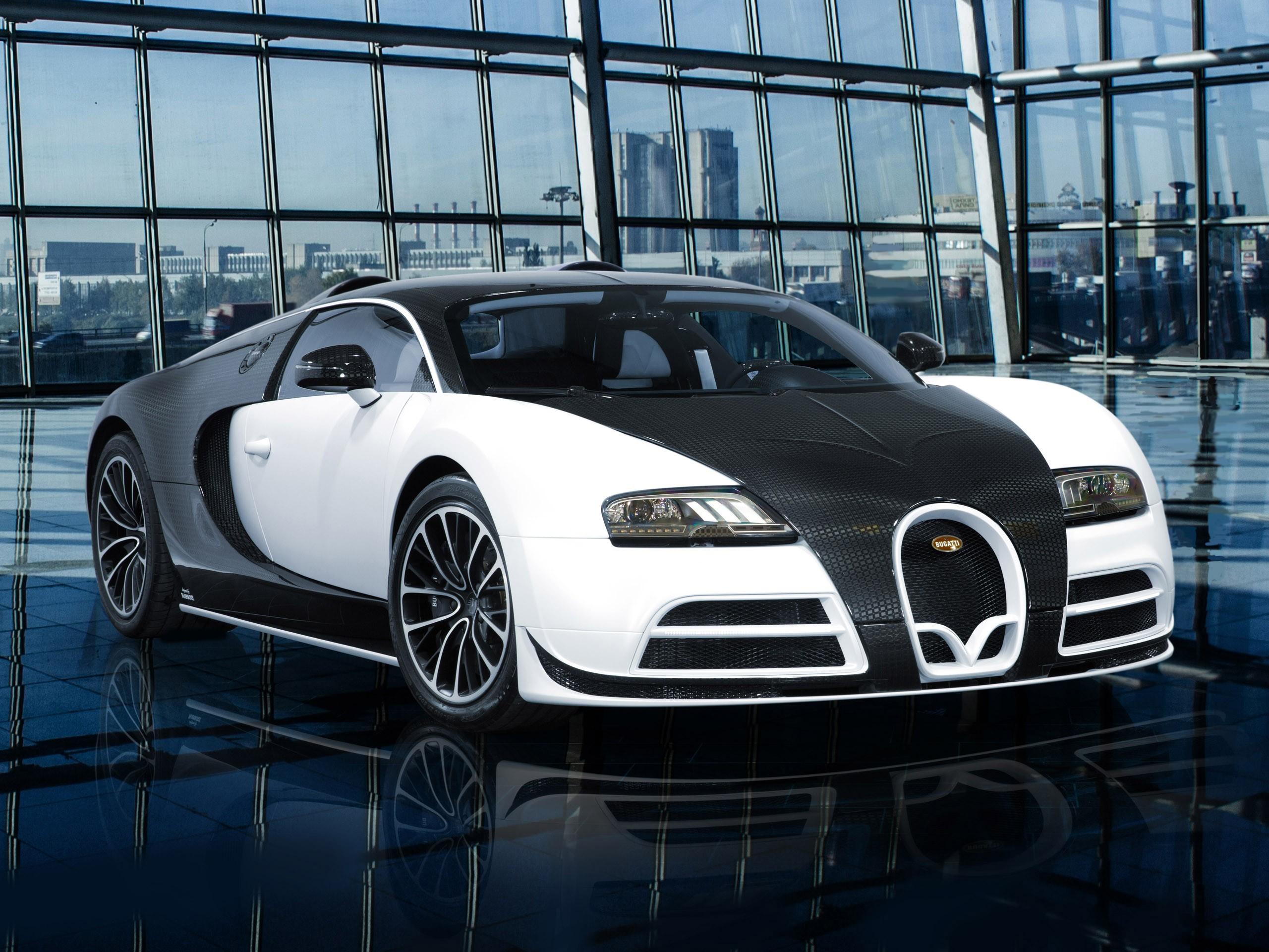 2014 Mansory - Bugatti Veyron Vivere
